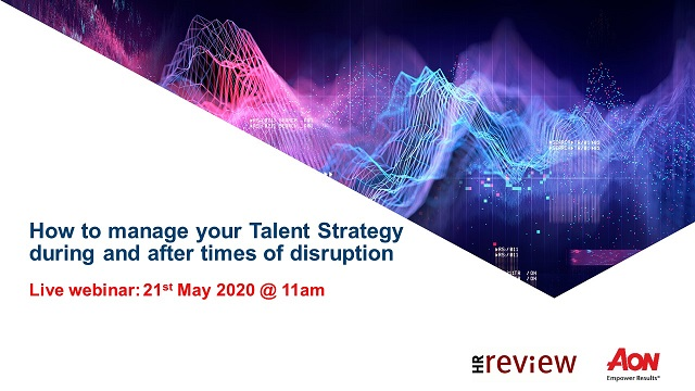 How to manage your talent strategy during and after times of disruption