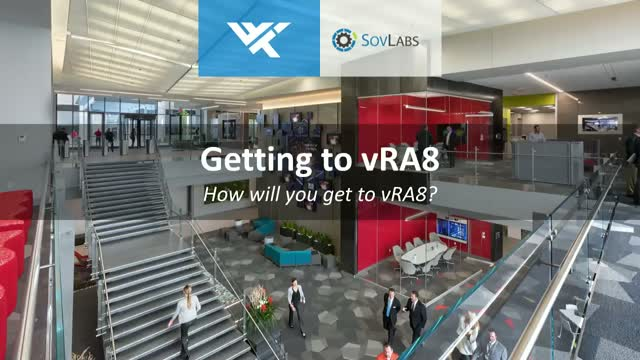 Migration Planning for VMware vRealize Automation 8
