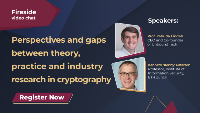 Perspectives & gaps between theory, practice & industry research in cryptography