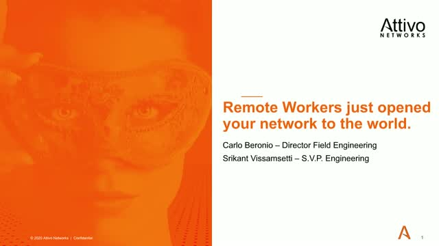 How to Reduce Remote Worker VPN Risk