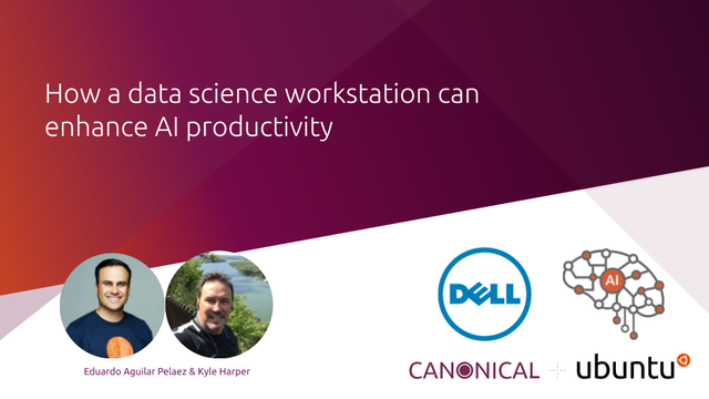 How a data science workstation can enhance AI productivity