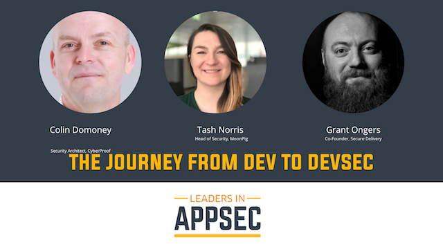 Panel Discussion: From Dev to DevSec