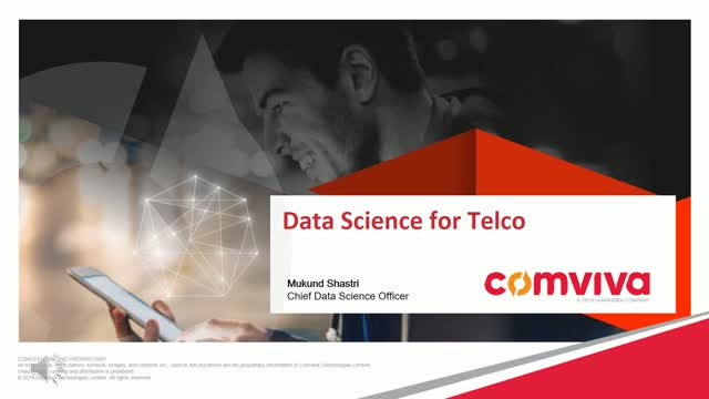 Data Science in the Telecom World