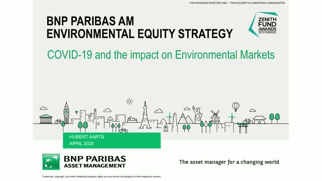 COVID-19 and the impact on Environmental Markets