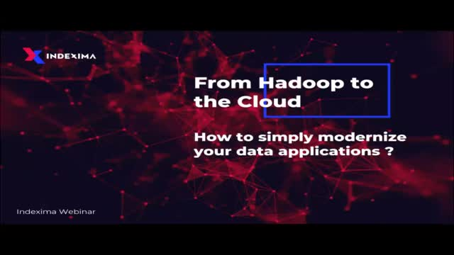 From Hadoop to the Cloud: How to Simply Modernize Analytics Applications?