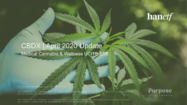 Medical Cannabis | A Green Opportunity in a Sea of Red
