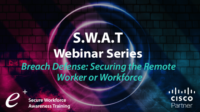 Breach Defense: Securing the Remote Worker or Workforce