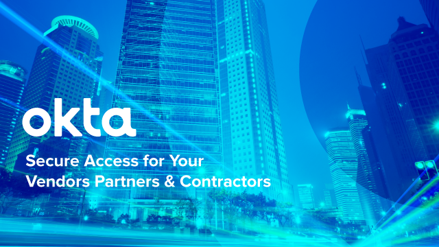 Secure Access for Your Vendors Partners & Contractors