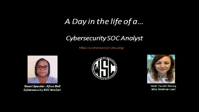 A day in the life of a - Cybersecurity SOC Analyst