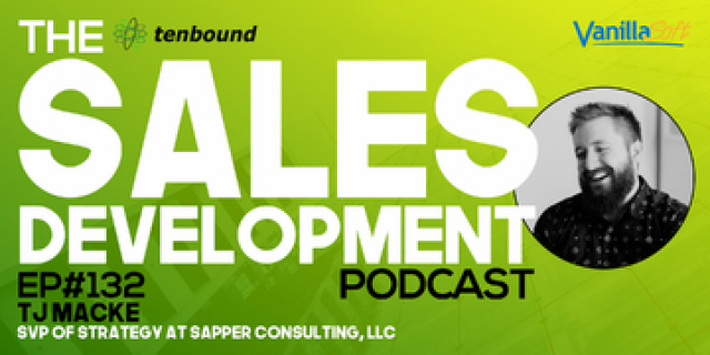 TJ Macke - Applying Experimentation to Sales Development Campaigns