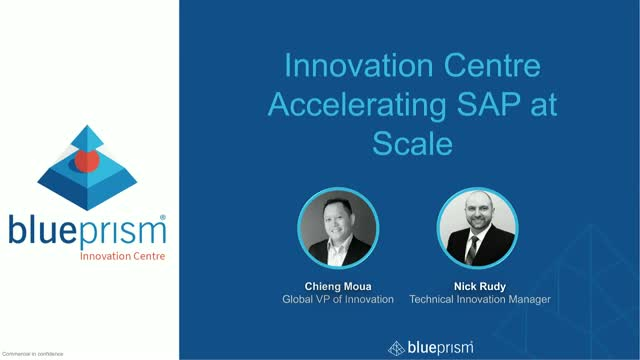 How to Accelerate SAP at Scale with Pre-Built Automations