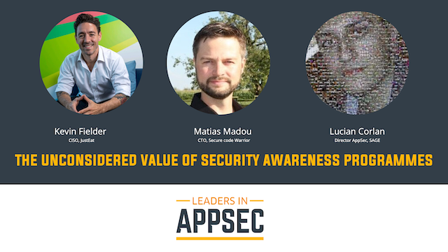 The Unconsidered Value of Security Awareness Programmes