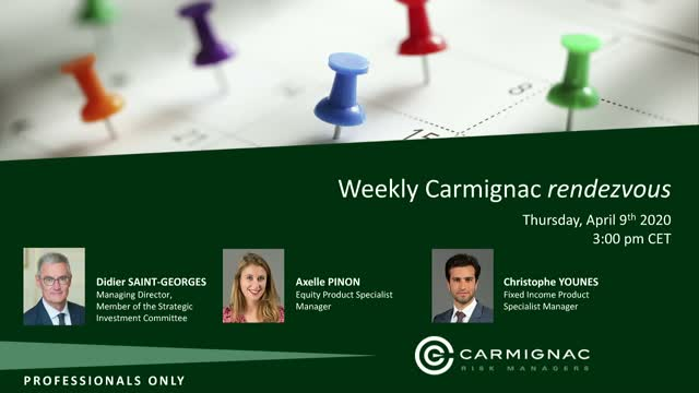 Weekly Carmignac rendezvous #4 (in English)