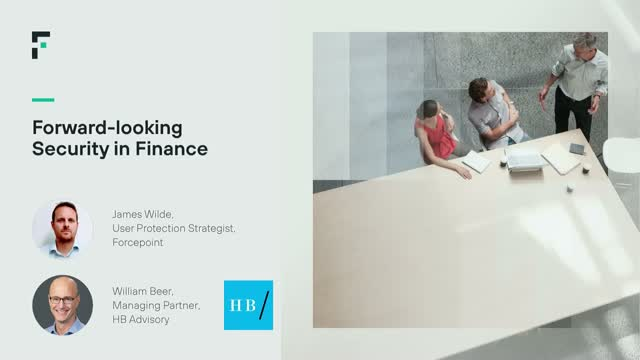Forward-looking Security in Finance