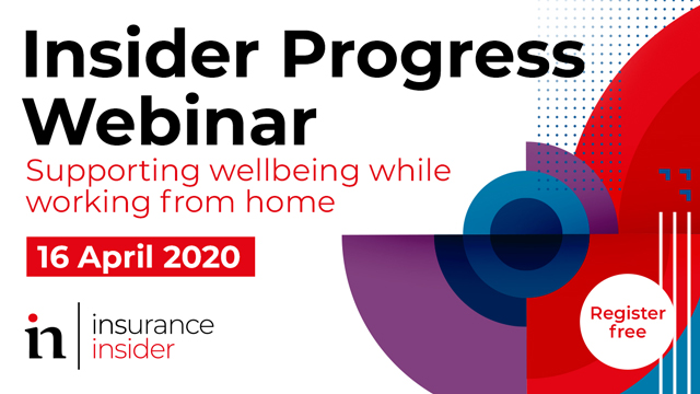 Insider Progress | Supporting Wellbeing while Working from Home
