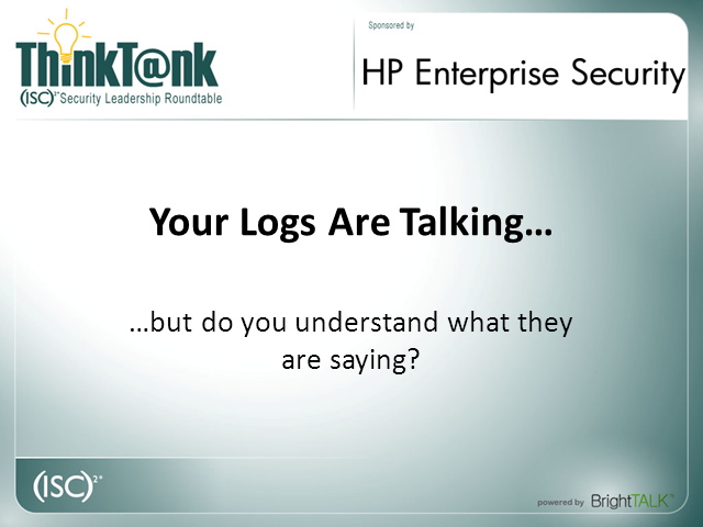 Your logs are talking, but do you understand what they are saying?