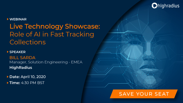 Live Technology Showcase: Role of AI in Fast Tracking Collections