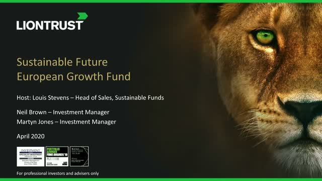 Liontrust Views - Update on Liontrust Sustainable Future European Growth Fund