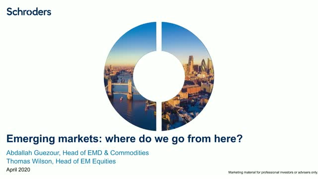 Emerging markets: where do we go from here?