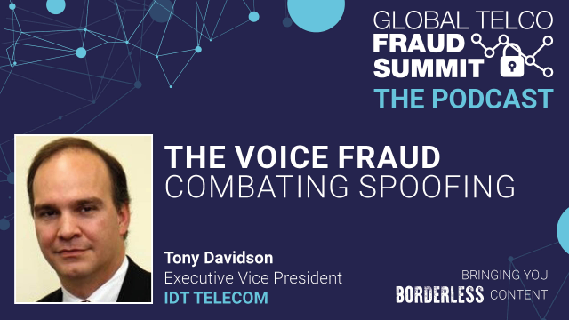 Voice fraud – Combating spoofing