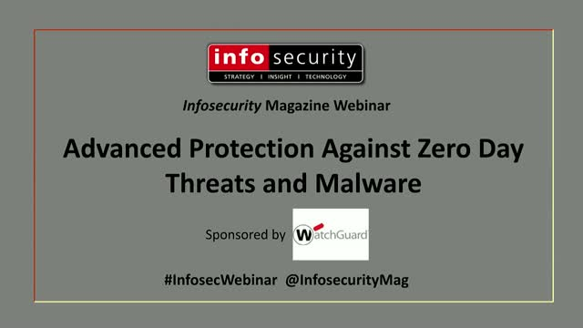 Advanced Protection Against Zero Day Threats and Malware