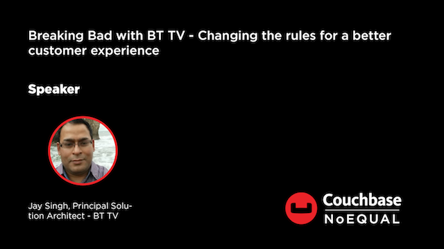 Breaking Bad with BT TV - Changing the rules for a better customer experience