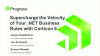 Supercharge the Velocity of Your .NET Business Rules with Corticon 6