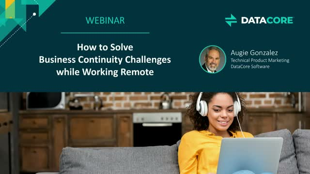 How to Solve Business Continuity Challenges while Working Remote
