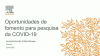 Finding COVID-19 Grant Opportunities (Portuguese)