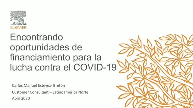Finding COVID-19 Grant Opportunities (Spanish)