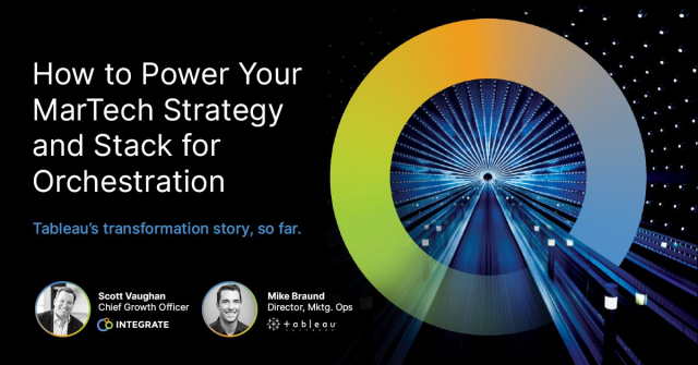 How to Power Your MarTech Strategy & Stack for Journey Orchestration
