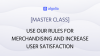 [Master class] Use our rules for merchandising and increase user satisfaction