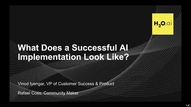 What Does a Successful AI Implementation Look Like?