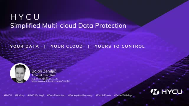Multi-Cloud Backup Solution