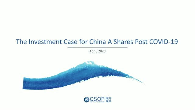 China A-shares Post COVID-19