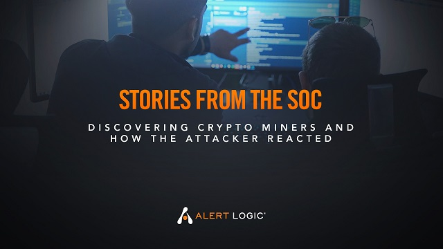 Stories from the SOC: Discovering crypto miners and how the attacker reacted