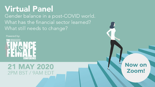 Virtual Panel: Gender balance in a post-COVID world