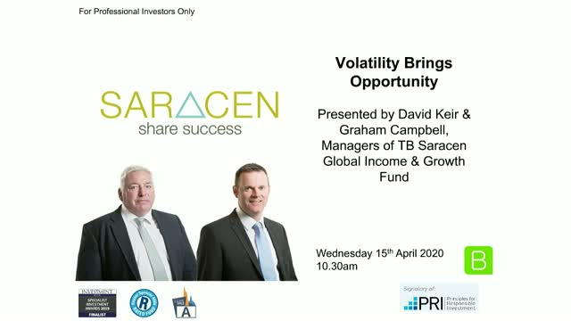Volatility Brings Opportunity