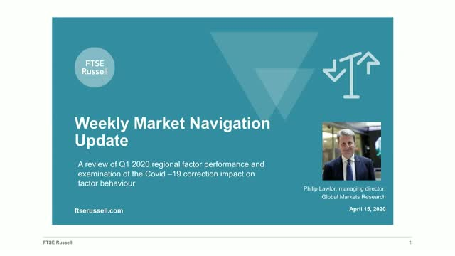 Weekly Market Navigation Update