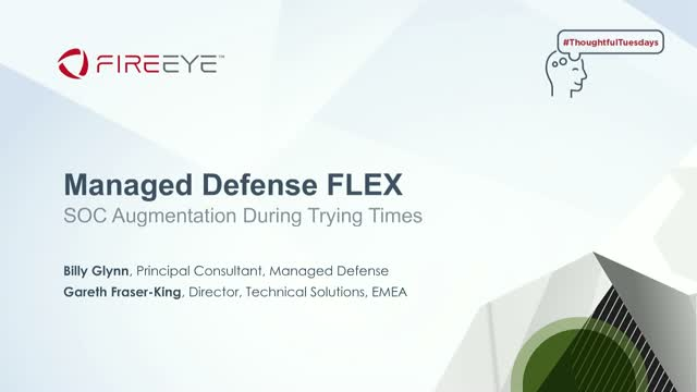 How Managed Defense can help customers by identifying the most impactful threats