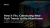 How it Fits:  Connecting New Tech Trends to the Mainframe