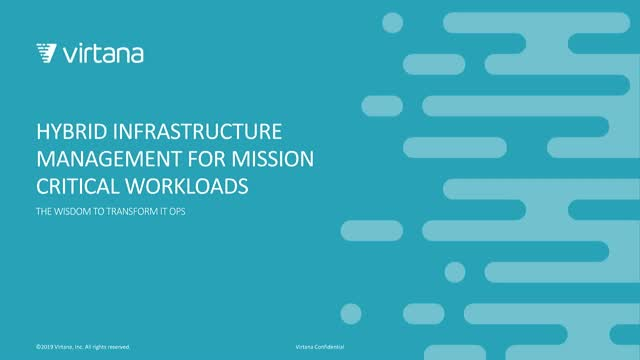 AIOPs for Hybrid Cloud Optimization, Performance, and Risk Mitigation