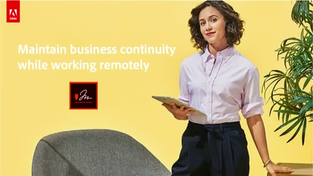 Maintain business continuity while working remotely