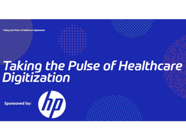 Taking the Pulse of Healthcare Digitization