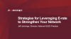 Strategies for Leveraging E-rate to Strengthen Your Network