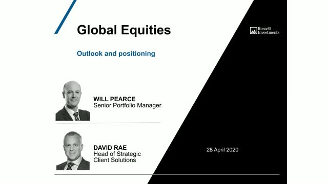 Global Equities Outlook