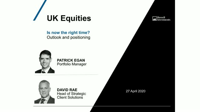 UK Equities Outlook