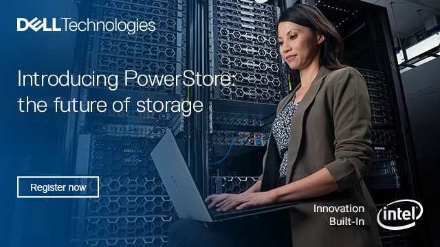 Introducing PowerStore: the future of storage