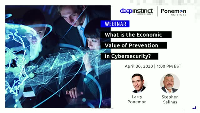 What is the Economic Value of Prevention in Cybersecurity?
