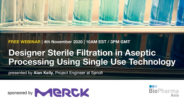 Designer Sterile Filtration in Aseptic Processing Using Single Use Technology